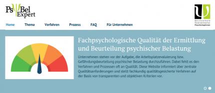 PsyBel-Expert Qualitätsverfahren